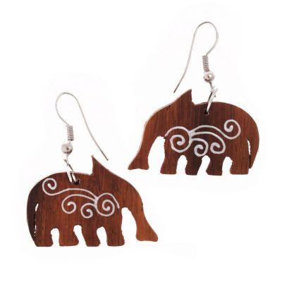 Ohrringe Elephants