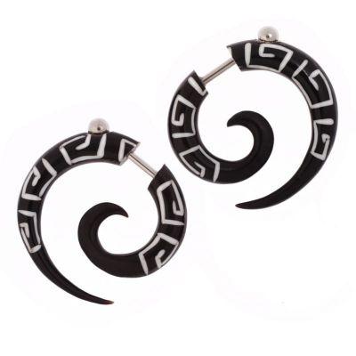 Ohrringe Roman Spirals