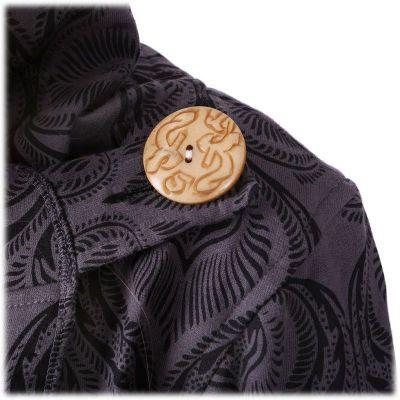 Mantel Kalavati Grey