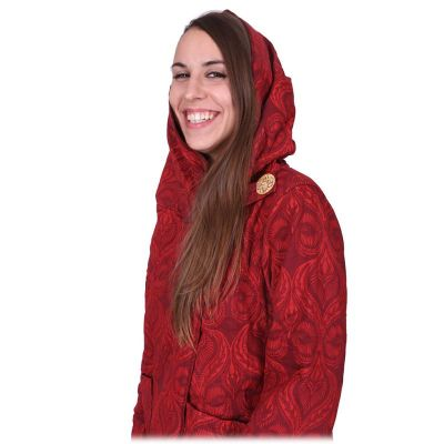 Mantel Kalavati Red