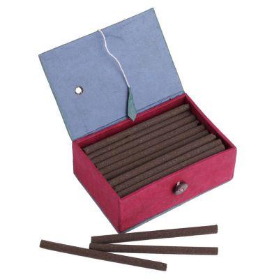 Mahakala Räucherstäbchen in a box Nepal
