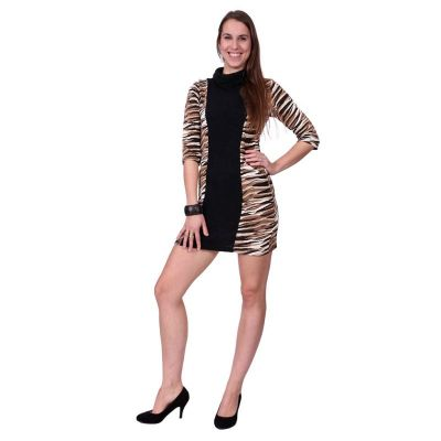 Dress Harimau Hutan