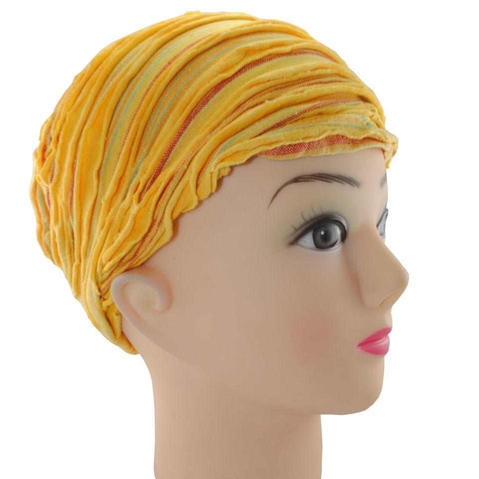 Stirnband Jalan Kuning