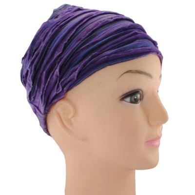 Haarband Jalan Ungu