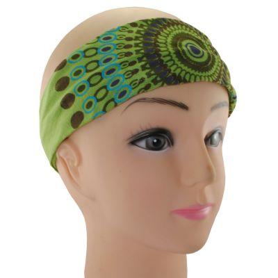 Haarband Ruang Hijau