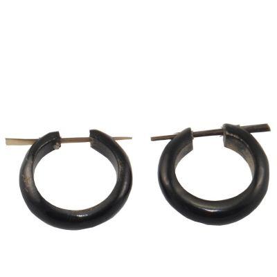 Ohrringe Narrow ethnic ring