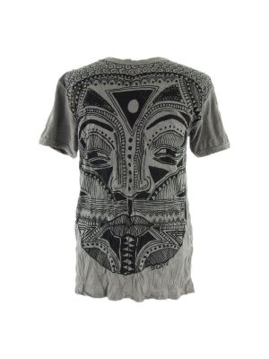 T-shirt Khon Mask Grey