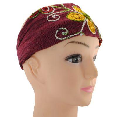 Haarband Kilau Anggur