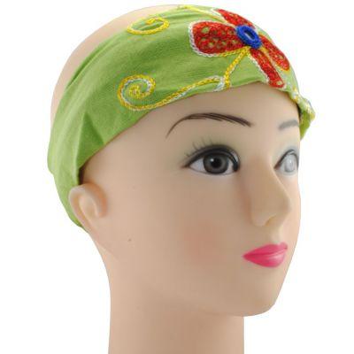 Haarband Kilau Hijau