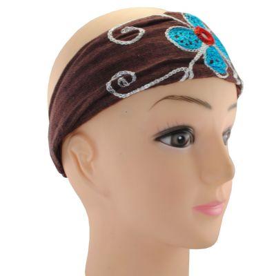 Stirnband Kilau Hutan