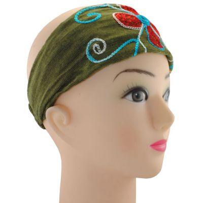 Haarband Kilau Khaki