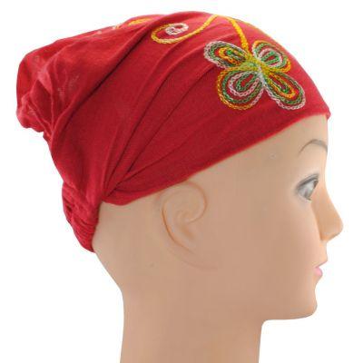 Haarband Kilau Merah