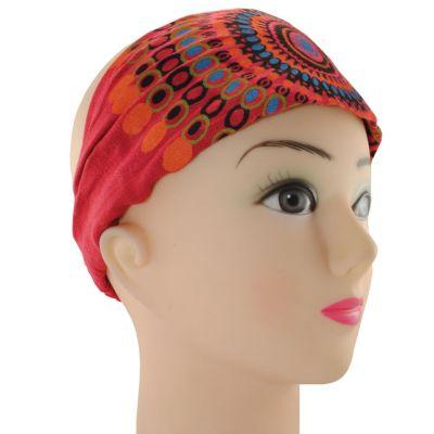 Haarband Ruang Merah