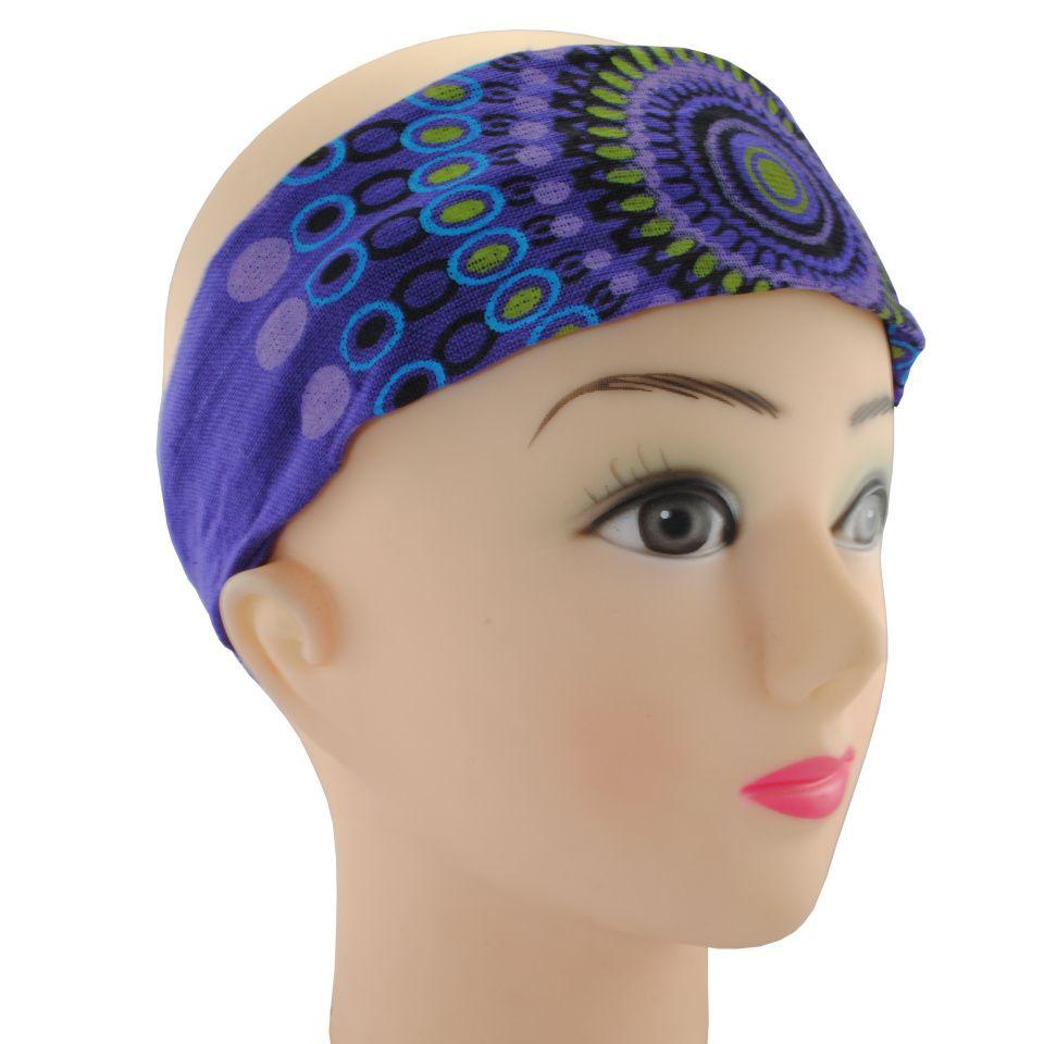Stirnband Ruang Ungu