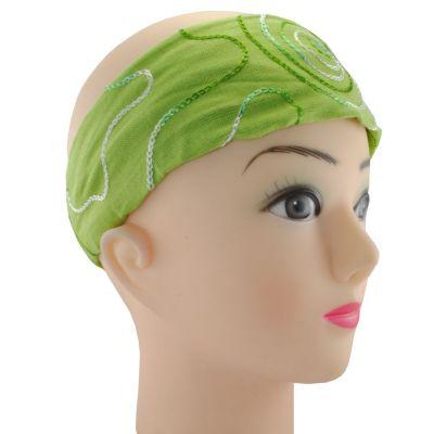 Haarband Tampal Hijau