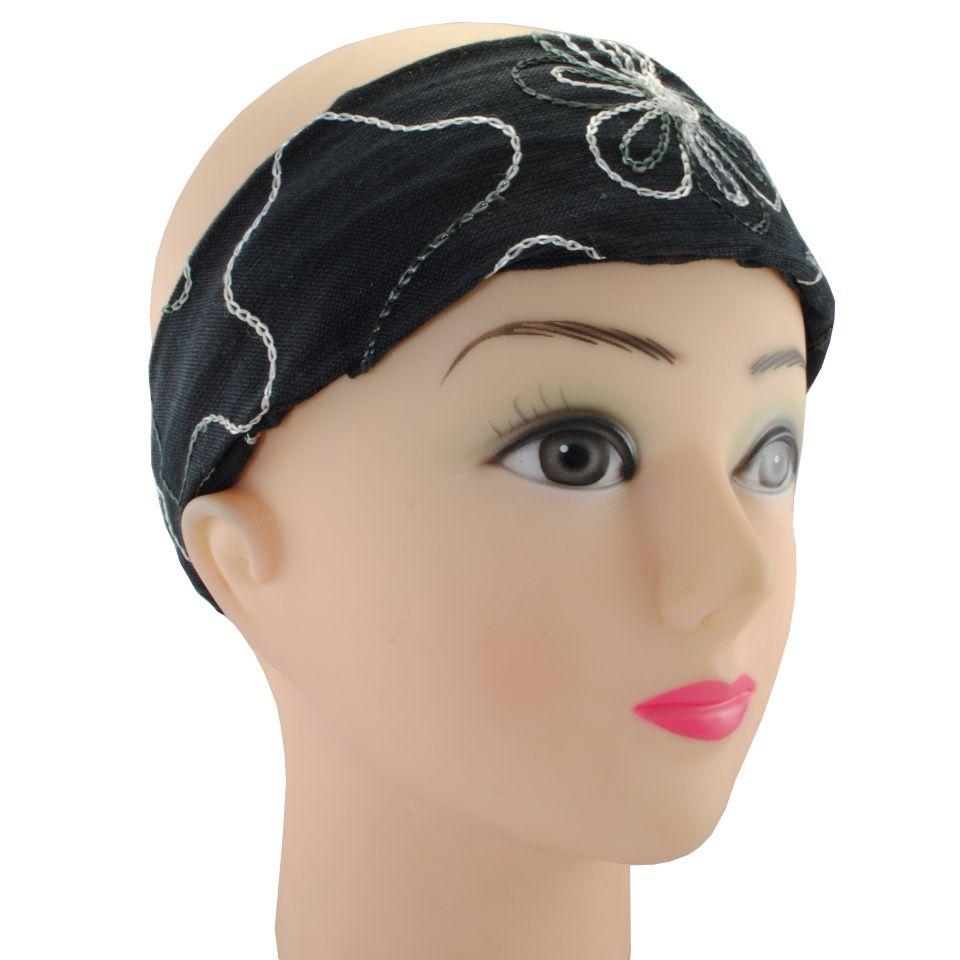 Stirnband Tampal Hitam
