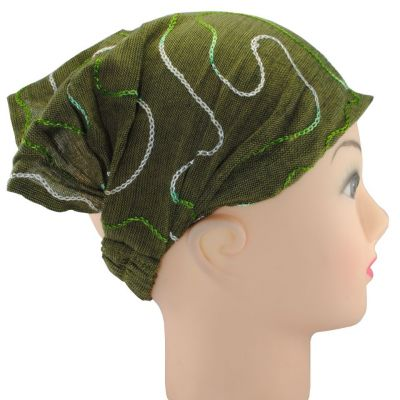 Haarband Tampal Khaki