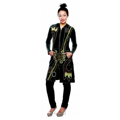 Mantel Sadhika Hitam