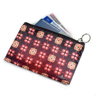 Money purse 70sUP Lightgrid klein