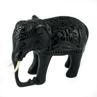 Figur Elefant – dekoriert