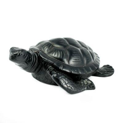Harzfigur Schildkröte - groß