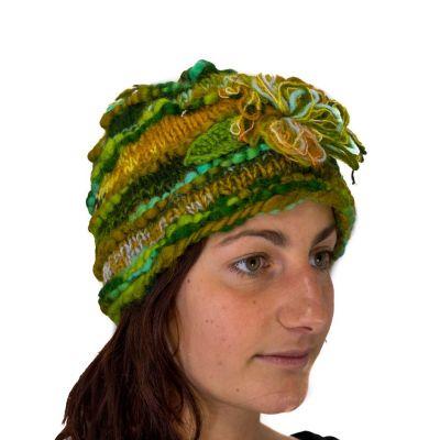 Mütze Indah Hijau