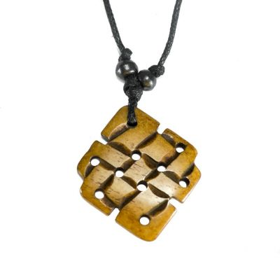 Pendant Endless knot - simple
