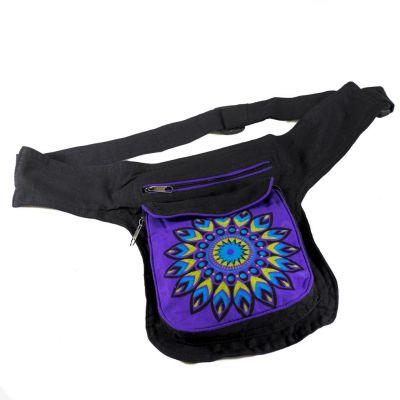 Bauchtasche Madhur Purple