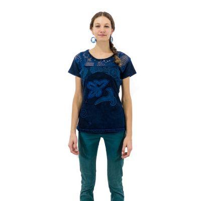 Damen T-Shirt Daya Pirus