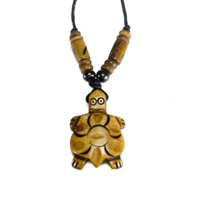 Pendant Brown tortoise