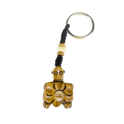 Schlüsselanhänger Brown Tortoise