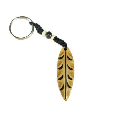Schlüsselanhänger Leaf