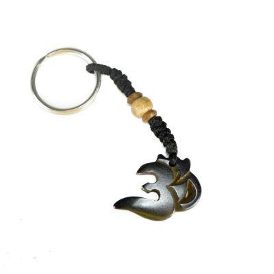 Schlüsselanhänger Om Nyata - dark