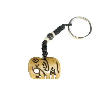Schlüsselanhänger Elephant