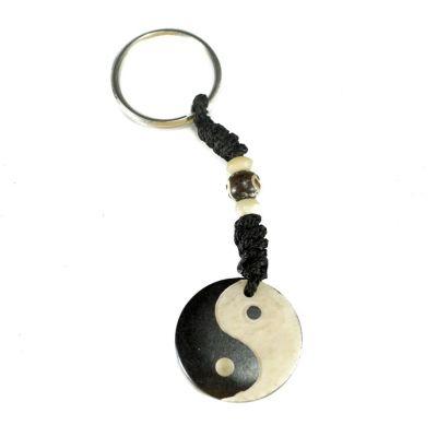 Schlüsselanhänger Yin&Yang