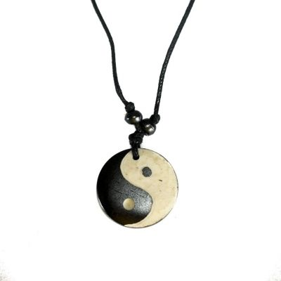 Pendant Yin&Yang - simple