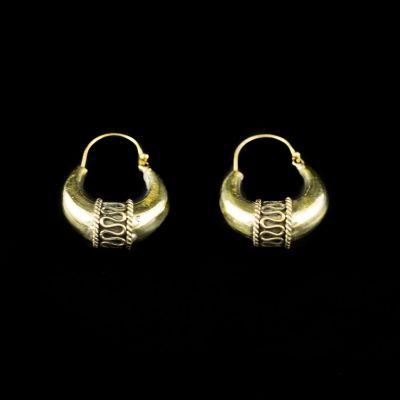 Ohrringe Bada Praacheen