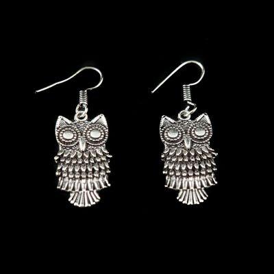 Ohrringe Owls