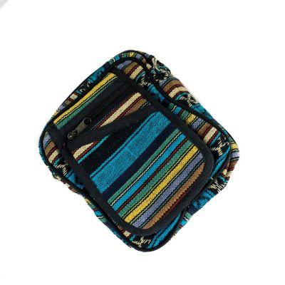 Reisepass-Tasche Mangal Pirus