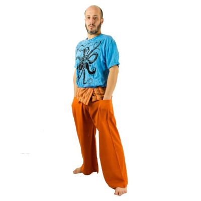 Fischerhose – orange