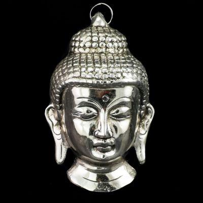 Wandskulptur Buddha