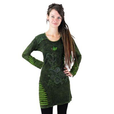 Kleid Gavya Hijau