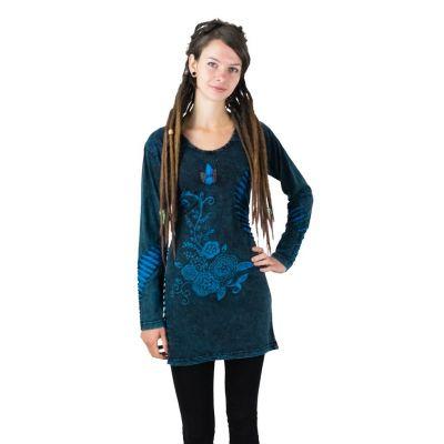 Kleid Gavya Pirus Nepal