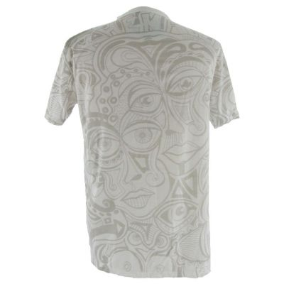 Mirror T-shirt - Cubism
