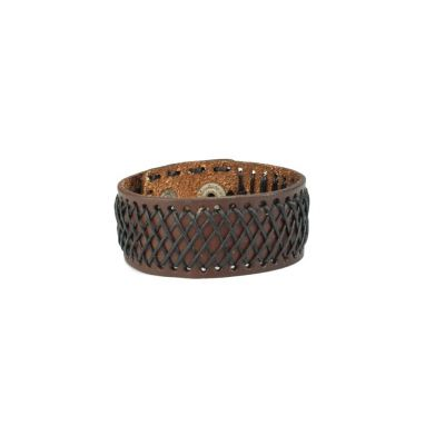 Armband Jaringan Brown