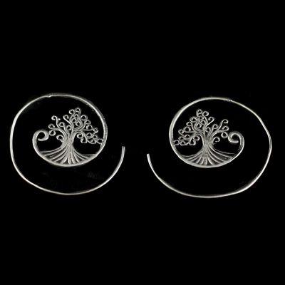 Ohrringe Tree 3