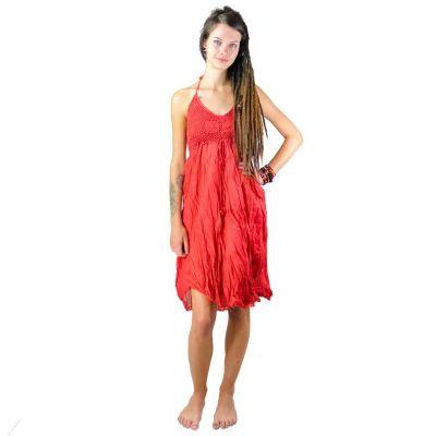 Kleid Amarindra Dark Pink