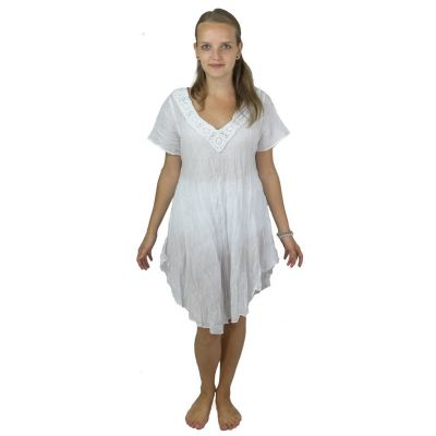 Dress Chailai Yaw White