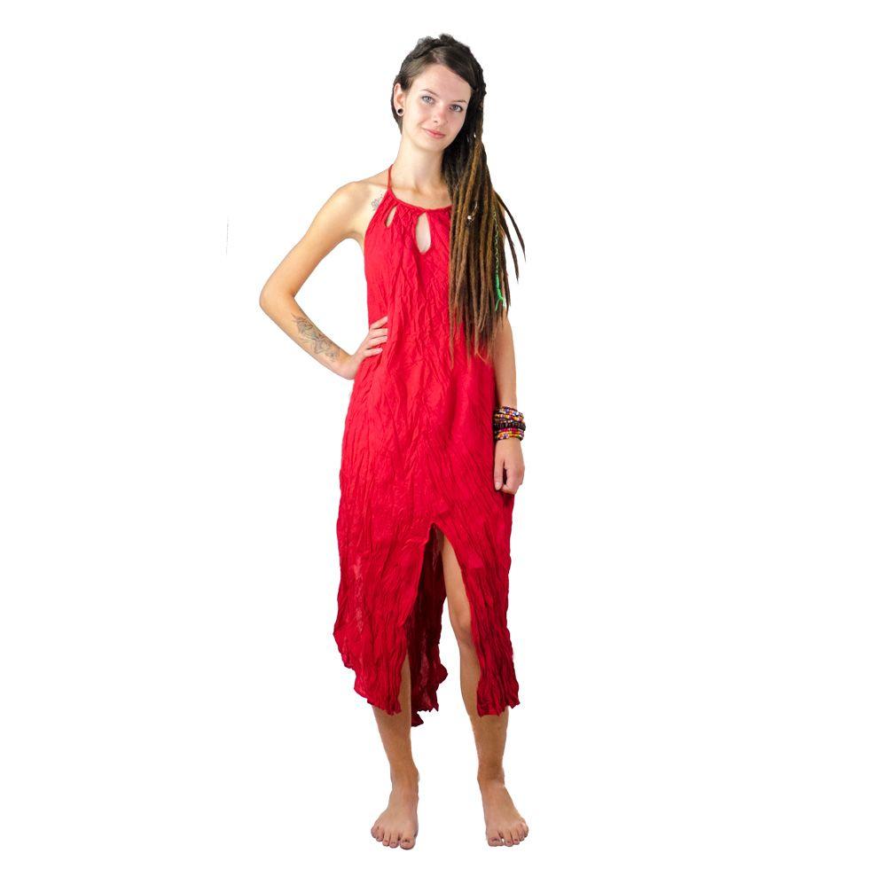 Kleid Chintara Red