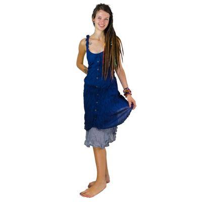 Kleid Nittaya Dark Blue